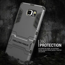 Shockproof Armor TPU +PC Case Stand Cover Bumper for Samsung Galaxy Note 5