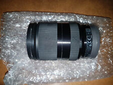 Sony Camera Lens E mount SEL18200 F3.5-6.3 18mm-200mm Alpha for Parts or Repair
