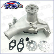 BRAND NEW LONG WATER PUMP WITH ALUMINUM IMPELLER SBC CHEVY