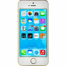 Apple  iPhone 5s - 16GB - Gold - Smartphone (Refurbished )