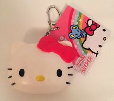 HELLO KITTY KEY CHAIN PURSE
