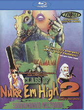 Class of Nuke 'Em High 2: Subhumanoid Meltdown (Blu-ray Disc, 2015) **GREAT!!**