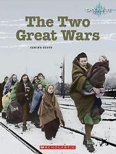 The Two Great Wars (Shockwave: Social Studies) - LikeNew - Scott, Janine - Libra