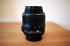 Nikon DX AF-S Nikkor 18-55mm F/3.5-5.6 Lente Zoom VR G