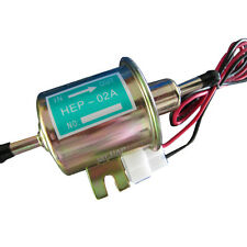 1PC 24v Universal Electric Fuel Pump, Suitable for Diesel & Petrol Engines