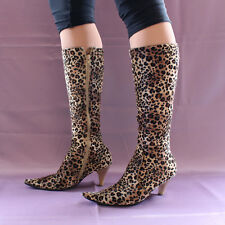 Bottes taille 37 ASPECT LEOPARD kniestiefel