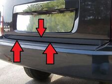 FITS JEEP LIBERTY 2008-2012 STAINLESS STEEL CHROME REAR DECK TRIM