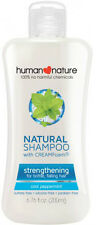 HUMAN NATURE Natural Strengthening Shampoo ~COOL PEPPERMINT~ (200ml)
