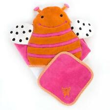 MacKenzie-Childs Baby Bee Hooded Towel Set