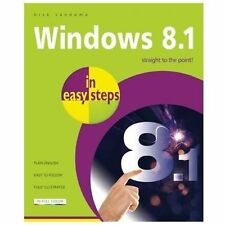 Windows 8.1 in easy steps Vandome, Nick Paperback