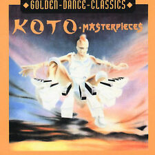 Masterpieces by Koto (Italo-Disco) (CD, ZYX Music)