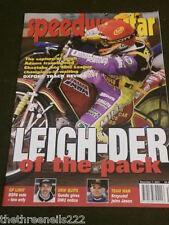 SPEEDWAY STAR - LEIGH ADAMS & CHEETAHS - DEC 1 2001