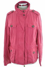 Tommy Hilfiger Womens Jacket Size 16 Large Pink Cotton