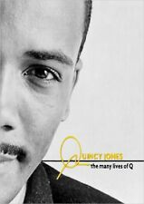 QUINCY JONES: THE MANY LIVES OF Q - BBC DOC DVD  michael jackson rod temperton