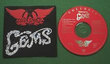 Aerosmith Gems inc Nobody's Fault & Chip Away The Stone + CD