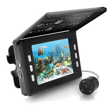 "PFSHCMR1 Underwater Waterproof Night Vision Fishing Camera Video Record 3.5"" LCD"