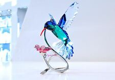 Swarovski Paradise Hummingbird Flower Bird Playful Joy 1188779 Brand New in Box