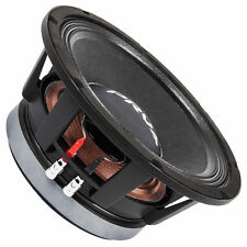 "PRV Audio 10MR1000 10"" High Power PA Midbass Speaker 8 ohms 1000W 99dB 2.5""Coil"