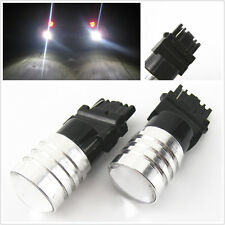 T20 3156 7440 W21W Cree Q5 LED Canbus Xenon White Reverse Hight Power Light Bulb