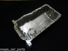 ALLOY OIL SUMP PAN WITHOUT OIL SENSOR HOLE VW AUDI SEAT SKODA 1.6 / 2.0 / 1.9TDI
