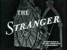 The Stranger (1946) Orson Welles and Loretta Young -  Film Noir  DVD