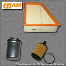 SERVICE KIT for SEAT IBIZA (6L) 1.9 TDI FRAM OIL AIR FUEL FILTERS (2005-2009)