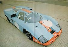 Classic Cars Mag.: Tipo 500,ROVER,Mirage-BRM,Traction Avant,Henry Rolls Royce,