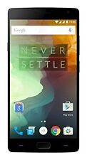 New OnePlus 2 A2005 Black Factory Unlocked GSM Android Dual SIM 64GB 4G LTE 12MP