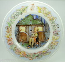 The Peter Pan Collection ~ Royal Worcester ~ Peter Keeps Watch