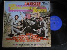 1SU TORRES 3046 AMBICION LOS GAVILANES DEL NORTE BESOS Y COPAS CRUEL BRAZOS DIAZ
