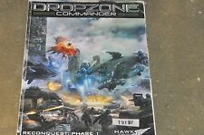 dropzone commander reconquest phase 1 rulebook (112181) 40k warhammer