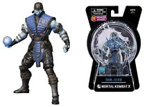 MEZCO MORTAL KOMBAT X SUB-ZERO ICE VARIANT PREVIEWS PX EXCLUSIVE ACTION FIGURE
