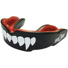 New Ringside MMA Boxing Kickboxing Deluxe Mouthguard Mouth Guard - Fangs