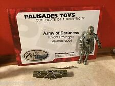 Prototype Test Shot Palisades Army of Darkness KNIGHT INFANTRY w/ COA #X191