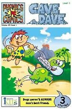 Phonics Comics: Cave Dave - Level 1 by McAdams Moore, Carol, Good Book