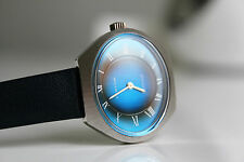 CERTINA Festival *NOS, great BLUE dial, 1973/1975l*