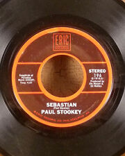 """Paul Stookey 7"""" single 45 Wedding Song there is love / Sebastian Eric records M-"""