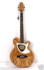 "39"" Cutaway Electric Acoustic Steel String,Thin-body,Built-in tuner TLO-190CEQ-N"