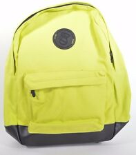 2015 NWT GRENADE GLOVES STANDARD REFLECTIVE BACKPACK $35 neon lime leather
