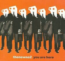THENEWNO2 - You Are Here [Digipak] CD ** Excellent Condition **