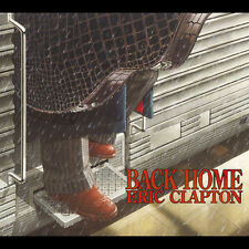 * ERIC CLAPTON - Back Home