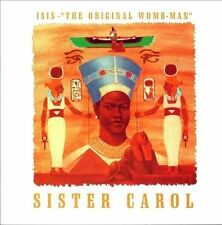 Isis The Original Womb-Man Sister Carol new sealed CD dancehall reggae Tuff Gong