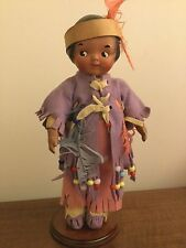 Horsman Indian Composition CAMPBELL KID Doll