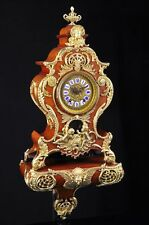 Gorgeous Antique Lenzkirch Ormolu Bracket Clock approx. 1890