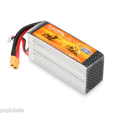 3S 11.1V 8000mAh 40C RC LiPo Battery Deans XT60 for Helicopter Airplane RC Hobby