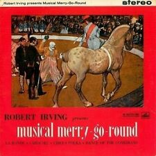 ROBERT IRVING Musical Merry-Go-Round LP Vinyl Record Album 33rpm HMV 1961 EX