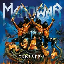 MANOWAR - GODS OF WAR - 3LP VINYL NEW SEALED SPV 2007