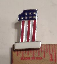 Vintage #1 pin Evel Knievel collectible old motorcycle memorabilia biker vest