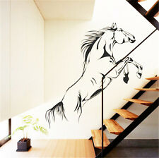 Vogue Jumping Horse Wall Stickers Home Living Meeting DIY Decoration Wallpaper