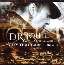 Dr. John and the Lower 911-City That Care Forgot CD   New
